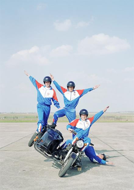 Z'acrobates de la police