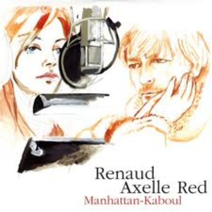 Manhattan Kaboul  Renaud Axel Red