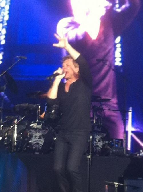 Bon Jovi-Greenbrier Classic-July 7, 2012