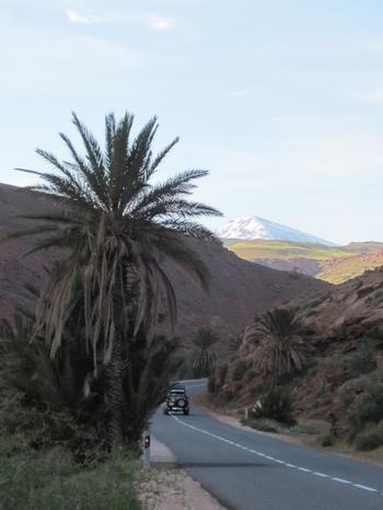 476  Maroc Route Marrakech Ouarzazate