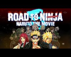 Naruto film 6 Road to Ninja : On nous piège sur internet !