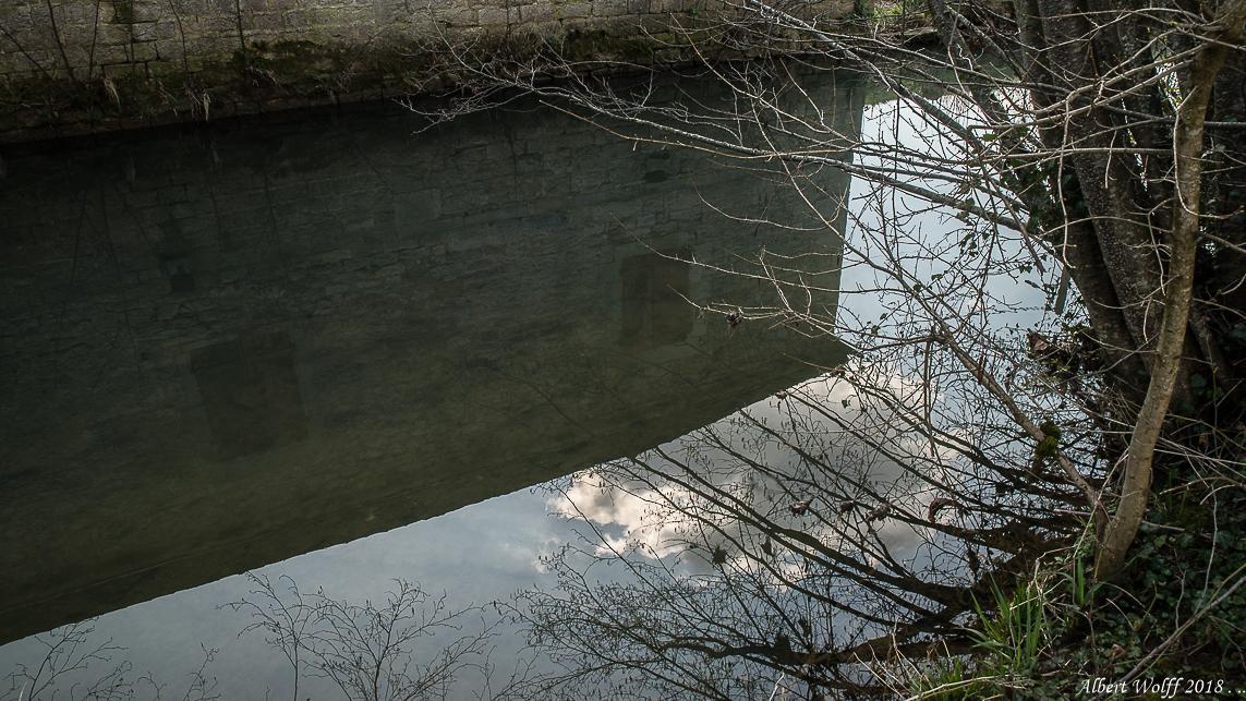 L'eau du Jura - Derrière chez moi