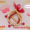 Bracelet blanche neige 1