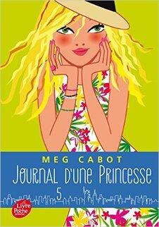 Journal d'une princesse de Meg Cabot