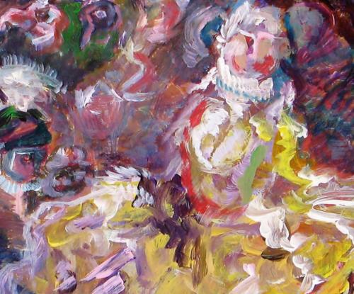 Deux après-midis avec le peintre Giambattista