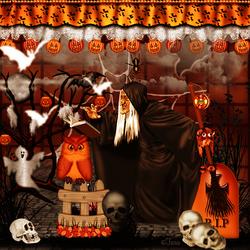 Halloween La recette code inclu