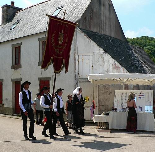 Pardon de St-Jean-du-Doigt
