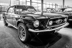 Ford Mustang----Serge Gainsbourg