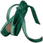 Les chaussons verts
