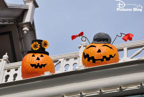 Halloween 2012 at Disneyland Paris