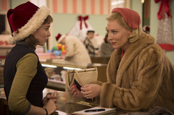 Carol : Photo Cate Blanchett, Rooney Mara