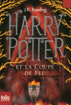 Harry Potter et la Coupe de Feu - J. K. Rowling
