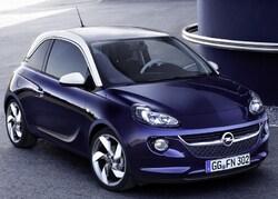 Nouveauté étrangère: Opel Adam