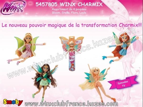 winx club charmix