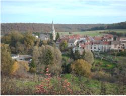 Côte-D'Or - Gurgy-le-Château