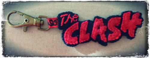 Hand-Made Tinkerings For Music Lovers - The Clash