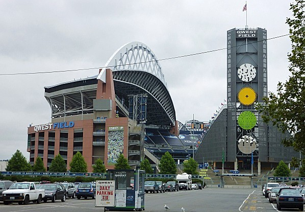 Jour 30 Seattle Qwest Field