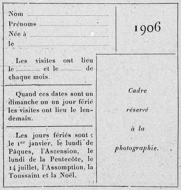 Carte 1906