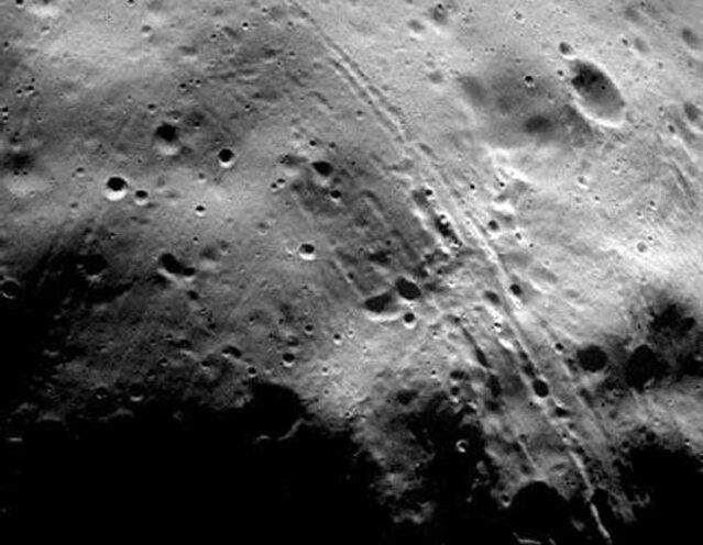 Ufologie:  Phobos : une ombre énigmatique