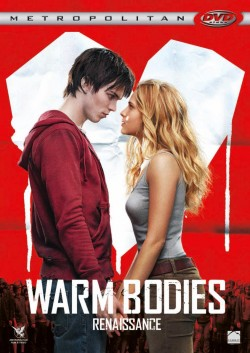 Couverture de Warm bodies
