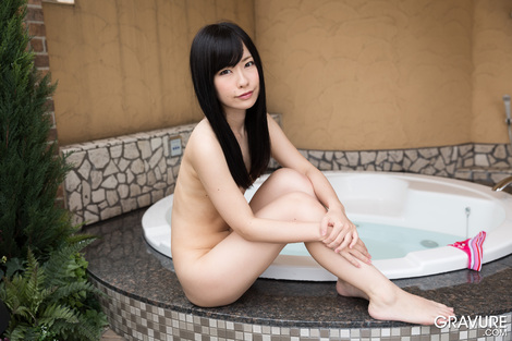 WEB Gravure : ( [GRAVURE.COM] - Rena Yano/矢野レナ : Hot Tub )