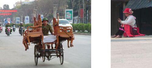 3° passage au Vietnam