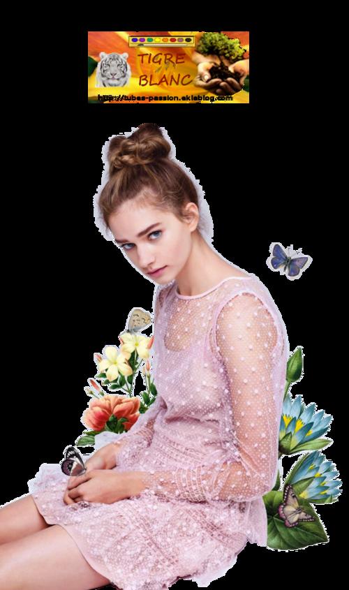 -- F. -- avec Fleurs -- 5