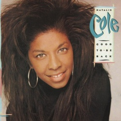 Natalie Cole - Good To Be Back - Complete LP
