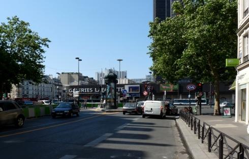Mais où est passée la gare Montparnasse ?
