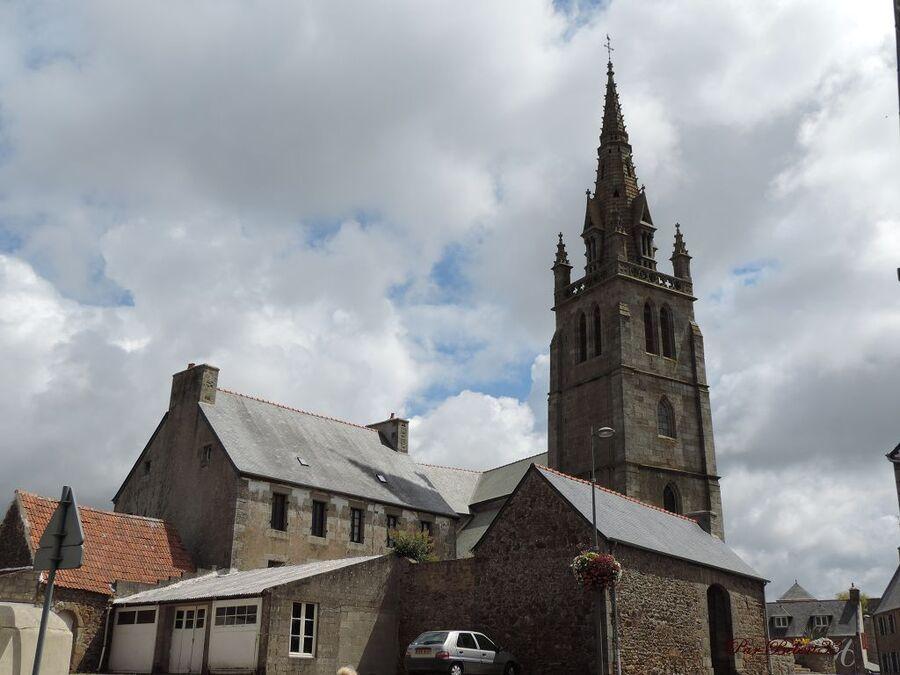 Le village de Pleubeur Bodou  (22) -2