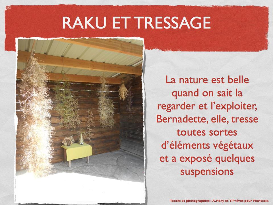 """Le Monde magique du """"raku"""""""