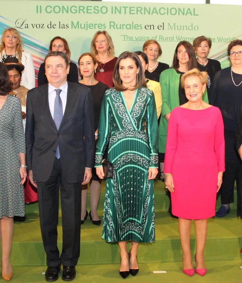 """Congreso Internacional: """"La voz de las Mujeres Rurales en el Mundo"""""""