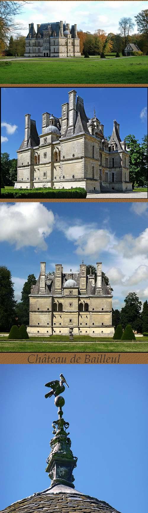 Circuit Touristique : Falaises et Valleuses du Pays de Caux.