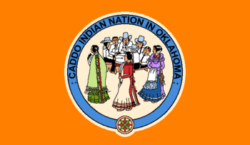 Caddo Nation flag