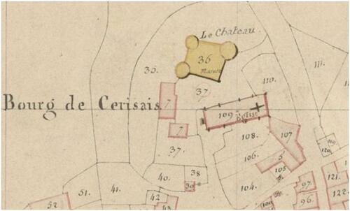 Les quatre cimetières de Cerizay....