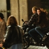 Le tour en moto et souvenir...