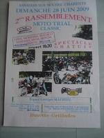 Trial du 28 Juin 2009