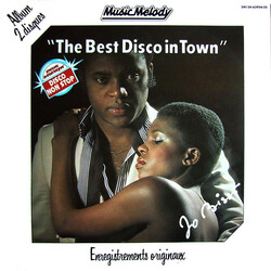 Jo Bisso - The Best Disco In Town - Complete LP