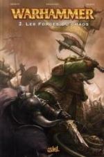 BD - Warhammer en bande dessinée