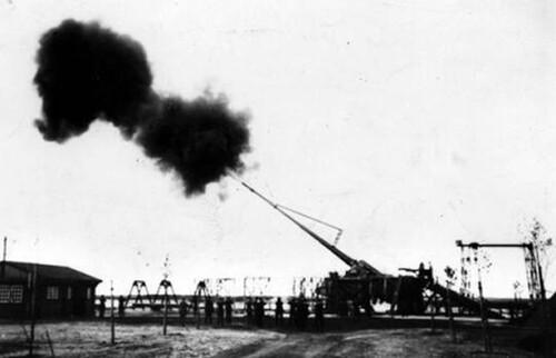 Le Pariser Kanonen 1918