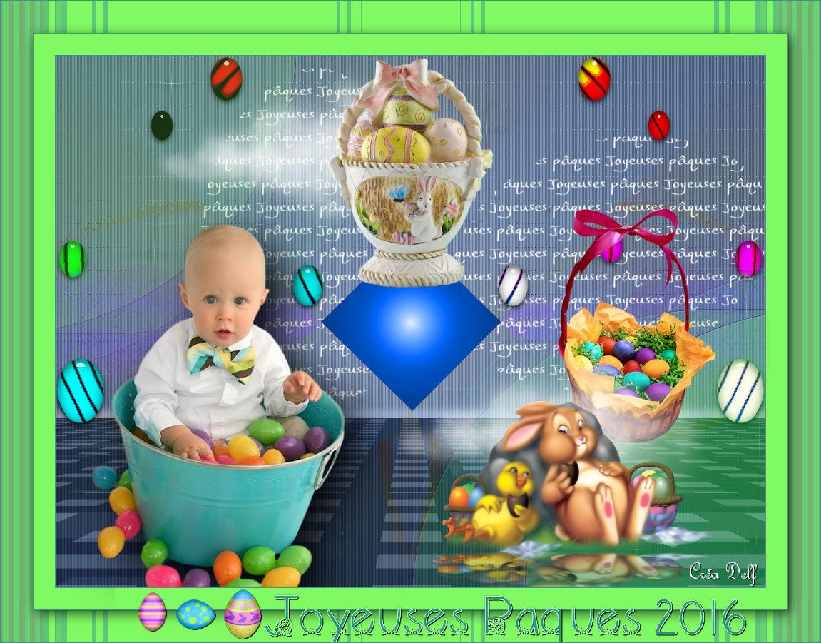 Joyeuses Pâques 2016