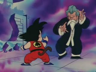 Jackie Choun VS Goku VF