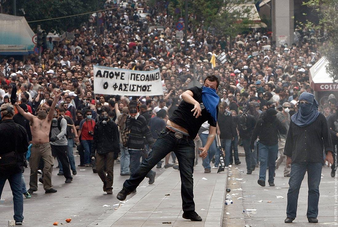 Social-trahison de Tsipras en Grèce : nouvelle déclaration du KKE(m-l)