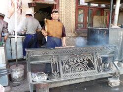 Chine: Kashgar