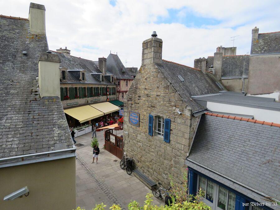la vieille ville de Concarneau  -2