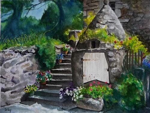 Le puits de Gruchy