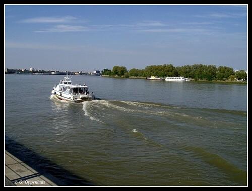Bordeaux - avril 2014 - Un rêve de voyage sur la Garonne