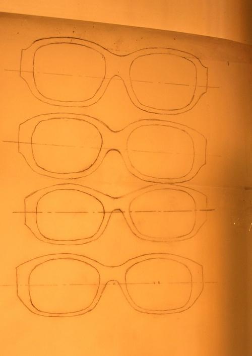 les lunettes d'Audrey Pulvar