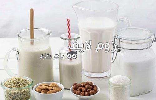 عوارض رژیم شیر