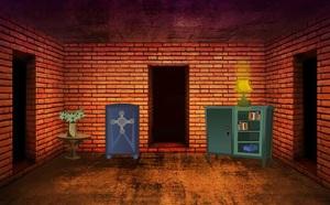 Jouer à Red bricks house escape